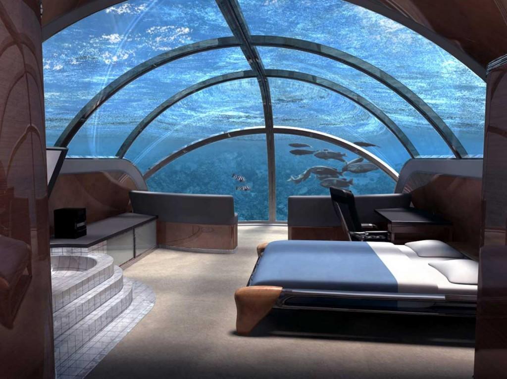Onderwaterresort Fiji