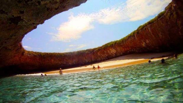 marieta eilanden mexico marita islands