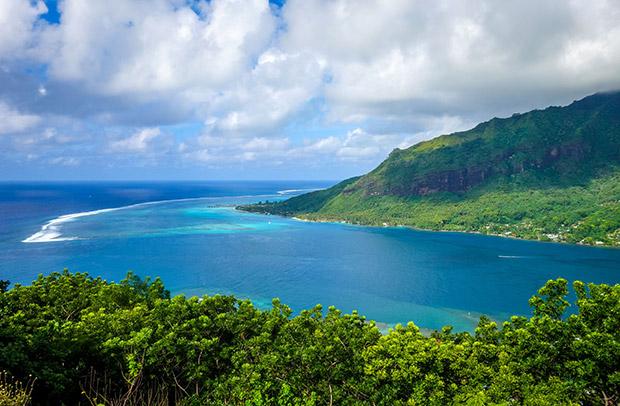 Moorea, Frans Polynesië