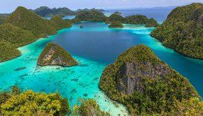 Raja Ampat, Indonesië