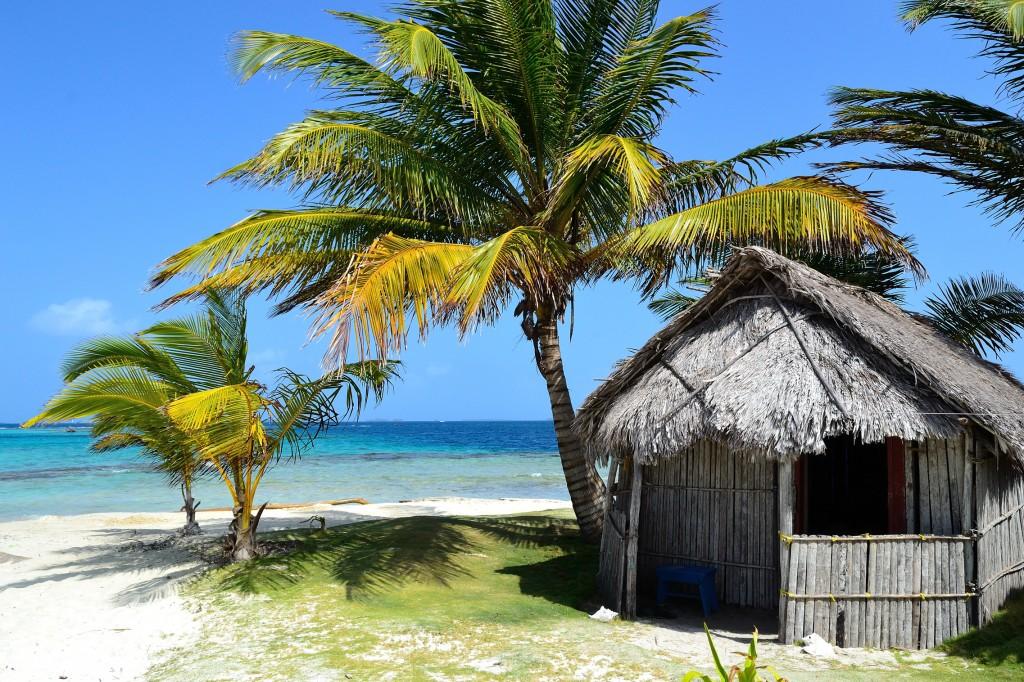 Kuanidup Island San Blas Panama
