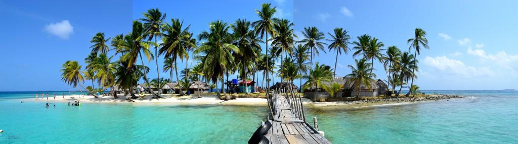 Kuanidup Island Panama San Blas