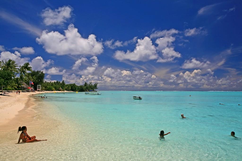 Strand | Matira Beach (Bora Bora)
