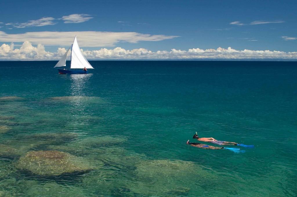 Malawi meer