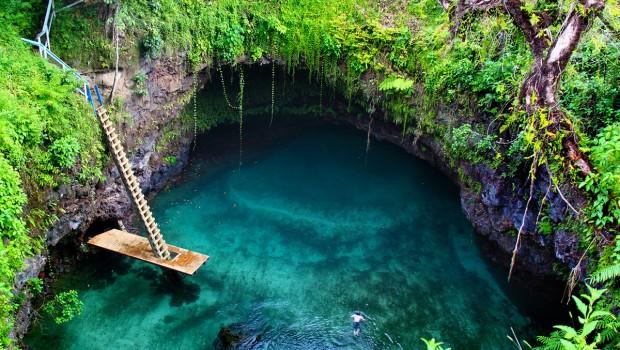 Tosua Ocean Trench (Samoa)