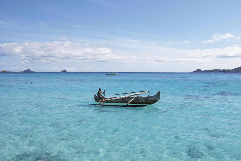 Tsarabanjina Madagascar