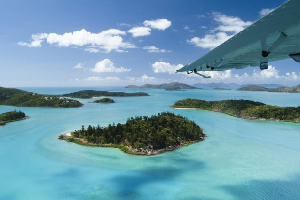 Whitsunday eilanden Australië