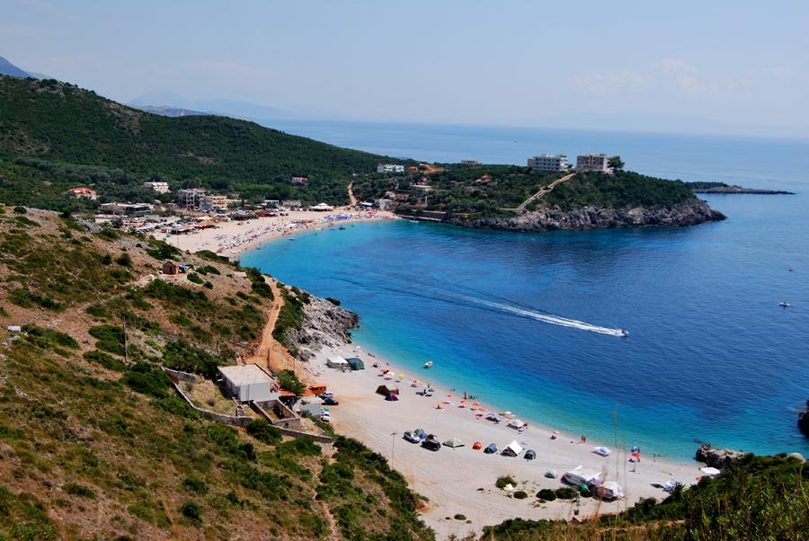 Jale Beach (Albanië)