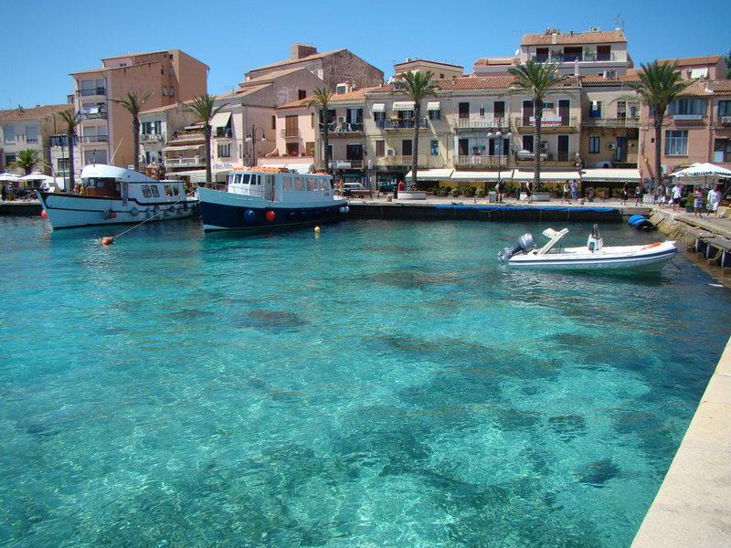 La Maddalena Archipel Sardiniè