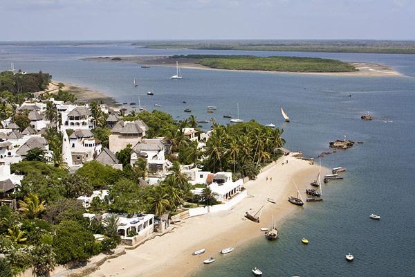 Lamu archipel Shela beach2