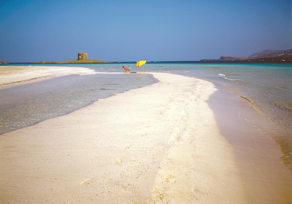 Pelosa Beach Sardinië 2