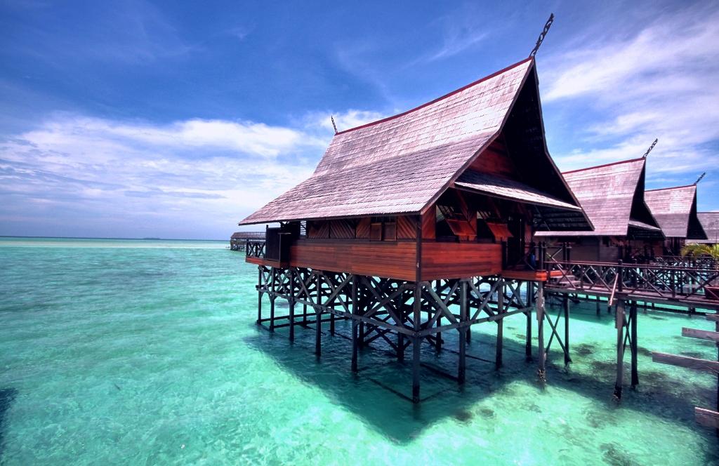 Sipadan Kapalai Dive Resort Maleisië