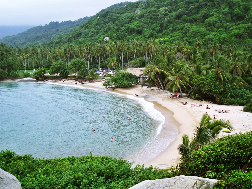 Tayrona National Natural Park Colombia 6