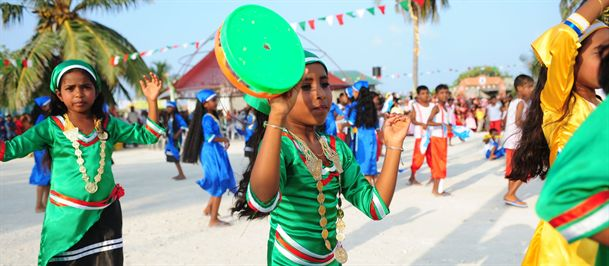 cultuur maladiven