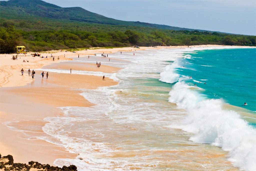 Makena Beach, Makena State Park (Maui)