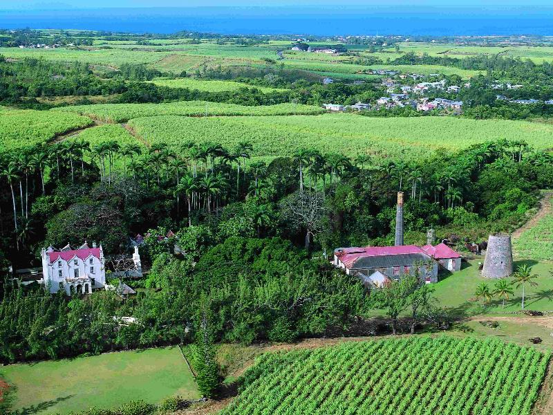Barbados binnenland