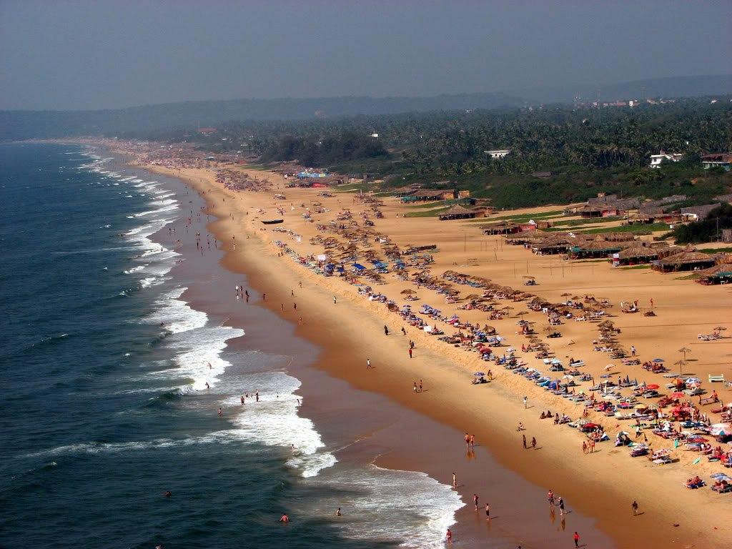 Candolim Goa India