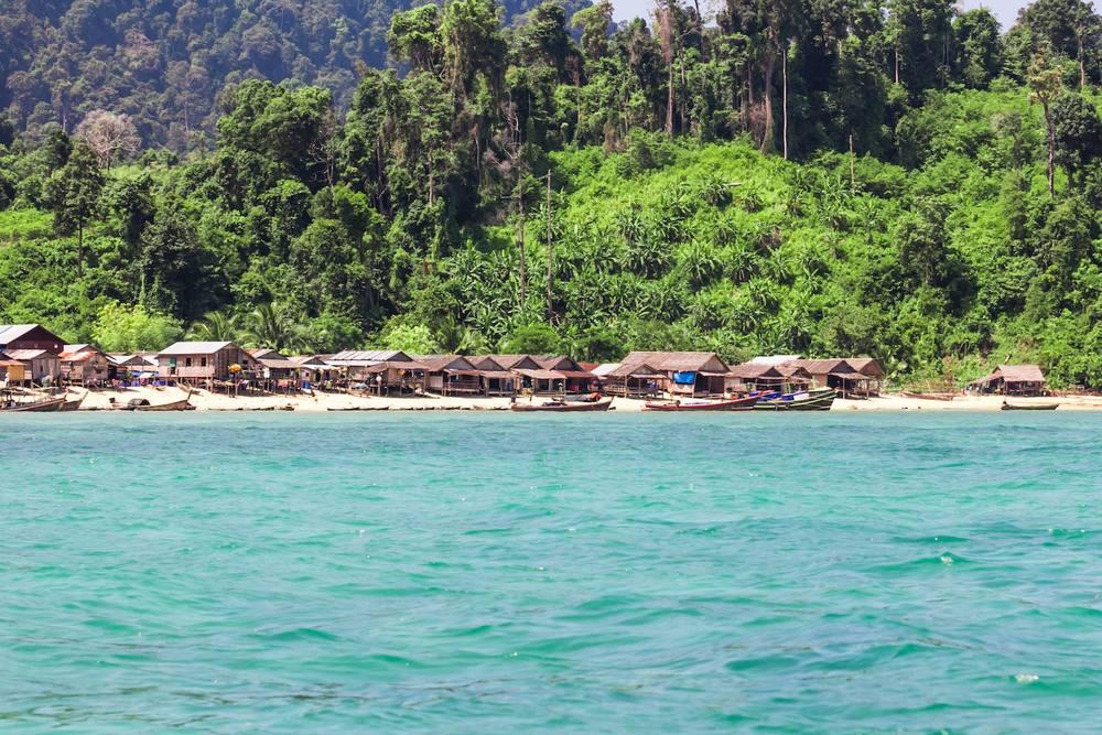 De Mooiste Stranden Van Myanmar
