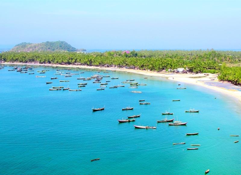 Ngwe Saung Myanmar (2)