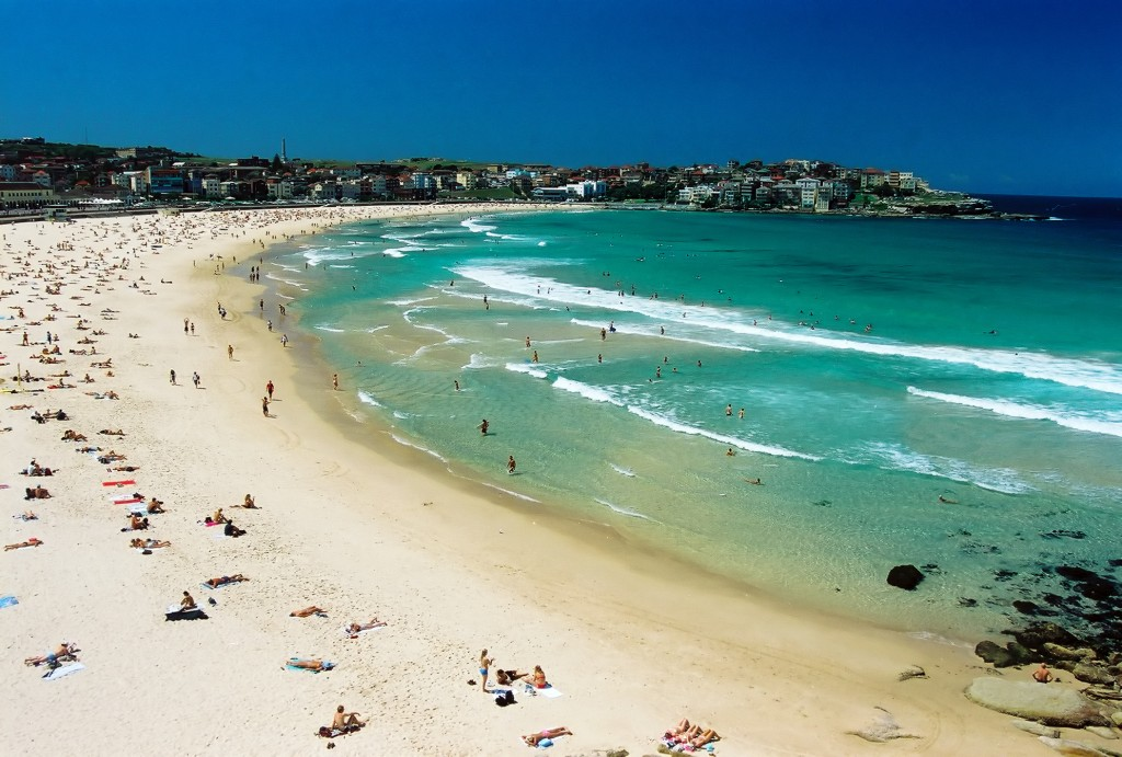 Bondi Beach, Sydney Australië
