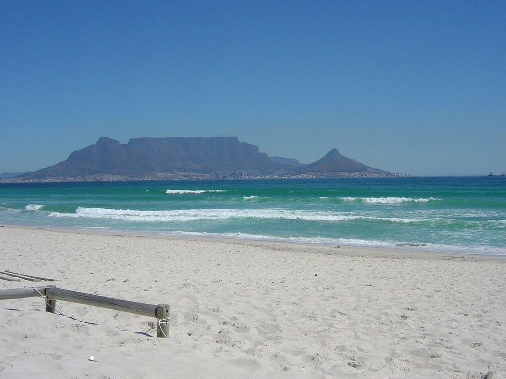 Bloubergstrand zuid afrika2