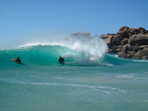 llandudno beach zuid afrika2