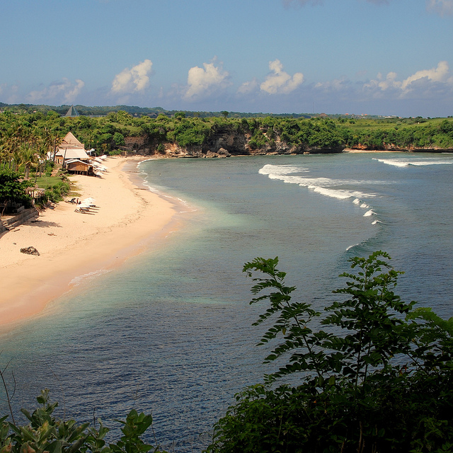 balangan beach 4