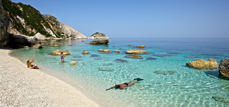 vakantie ionische zee italië
