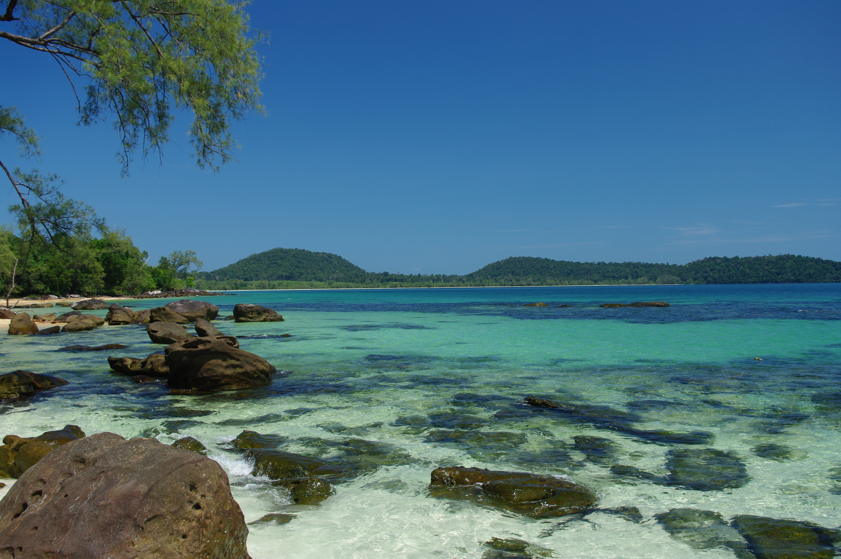 Cambodia Beaches And Islands