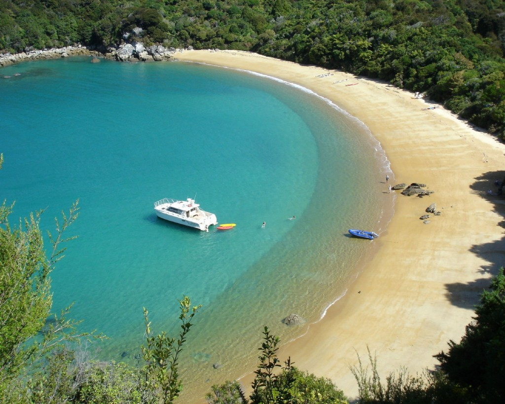 3. Mosquito Bay (zuidereiland)