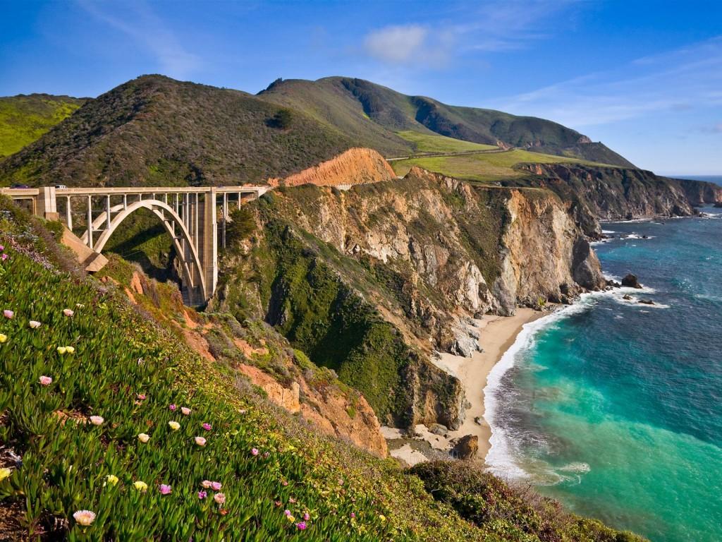 Big Sur Californië