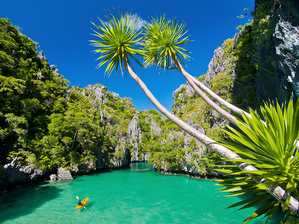 El Nido, Palawan, Filippijnen