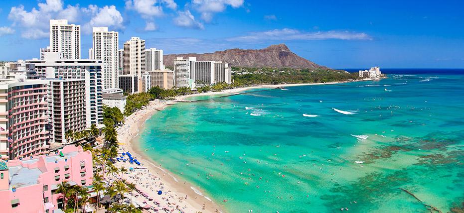 Honolulu Oahu Hawaï