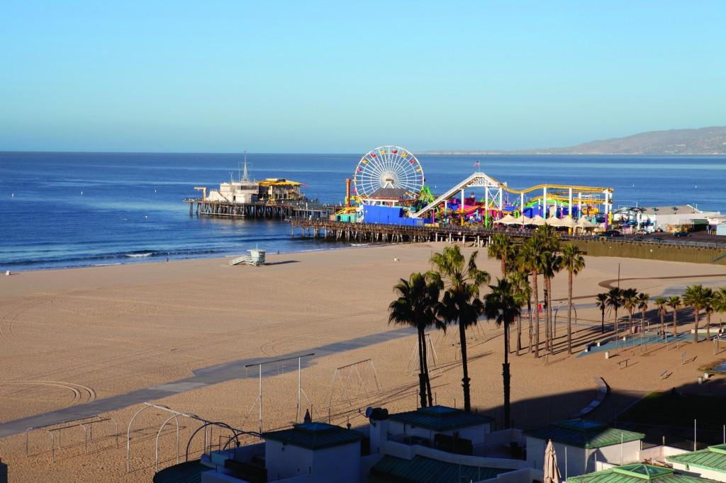 Santa Monica Californië