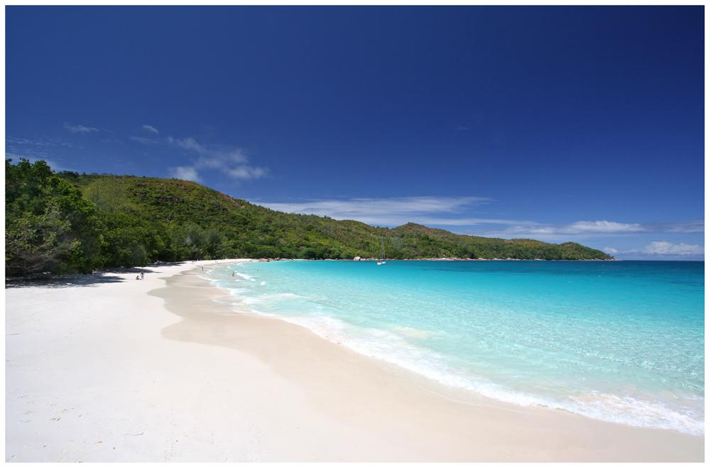 Anse Lazio (Praslin, Seychellen)