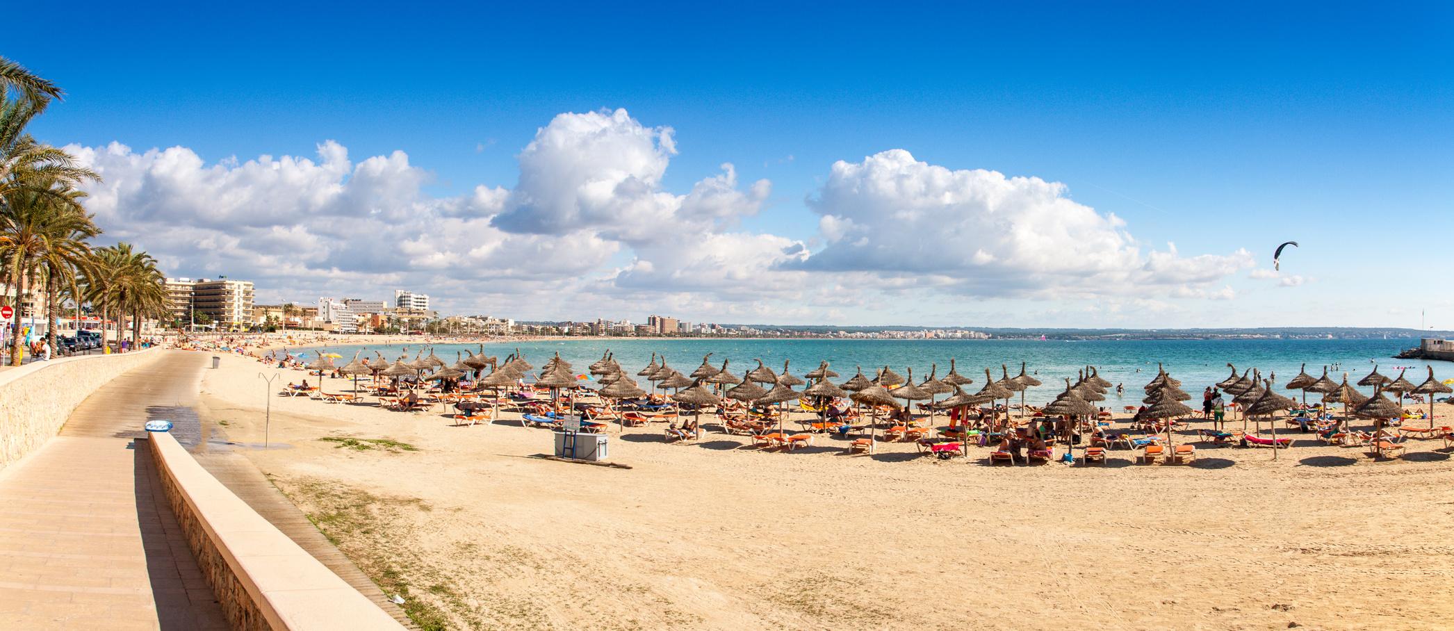 De mooiste eilanden van spanje for Design hotel mallorca strand