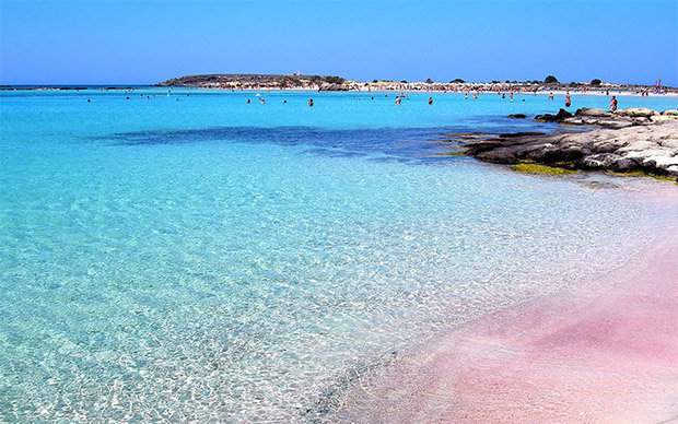 Kreta – Elafonissi