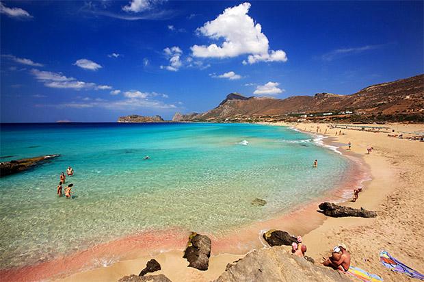 Kreta – Falassarna