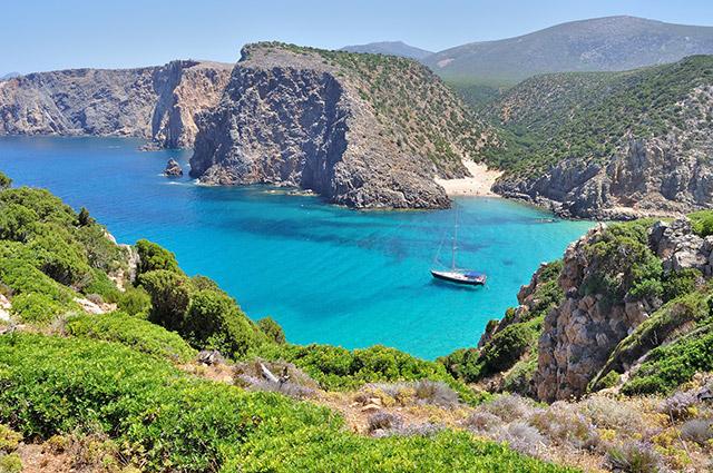 Cala Domestica, Sardinië