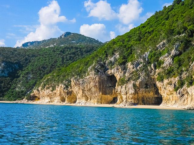 Cala Luna, Sardinië