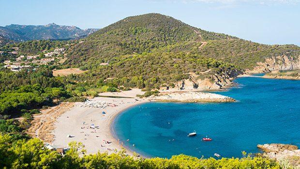 Chia, Sardinië