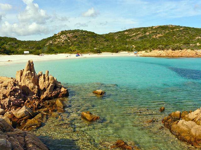 Spiaggia del Principe, Sardinië
