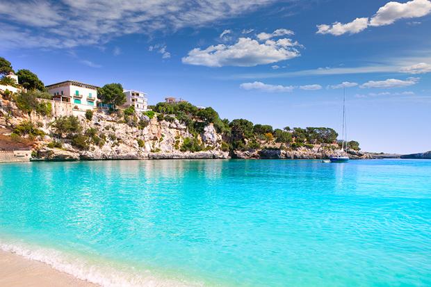 7x mooiste stranden mallorca for Design hotel mallorca strand