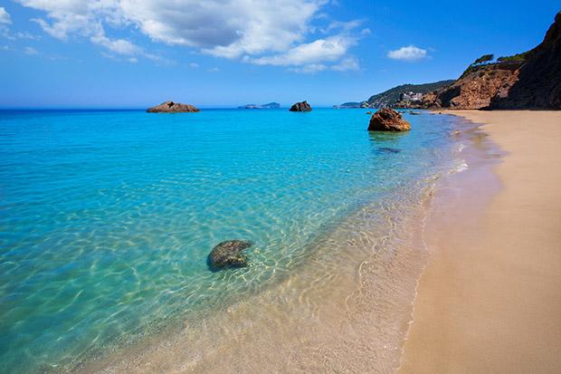 Aiguas Blanques, Ibiza