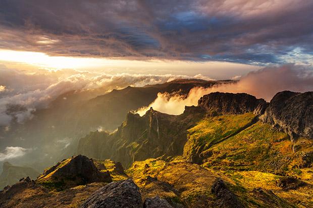 Madeira bergen