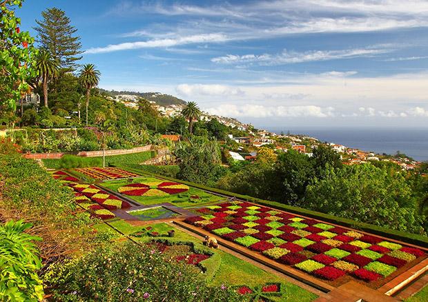 Funchal botanische tuin