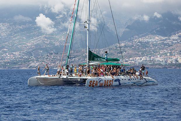 Walvisexcursie Madeira