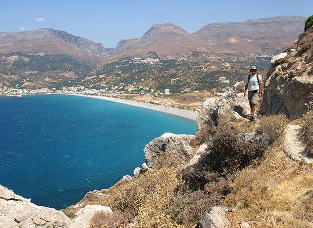Plakias, Kreta