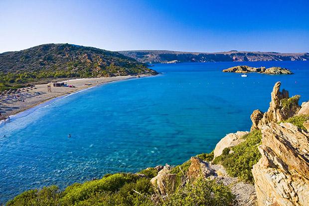 Vai Beach, Kreta