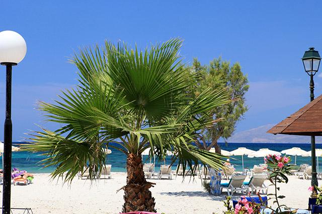 Mastichari strand, Kos